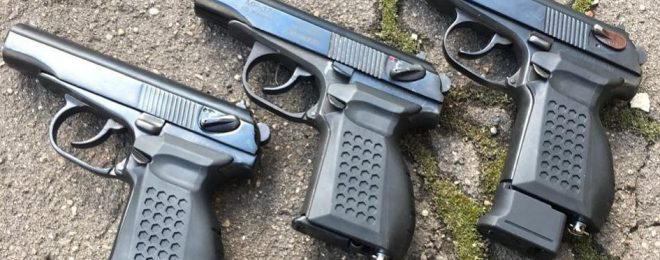 Russian Diamond Arms RP-PM Makarov Grip with Thumb Magazine Release (1)