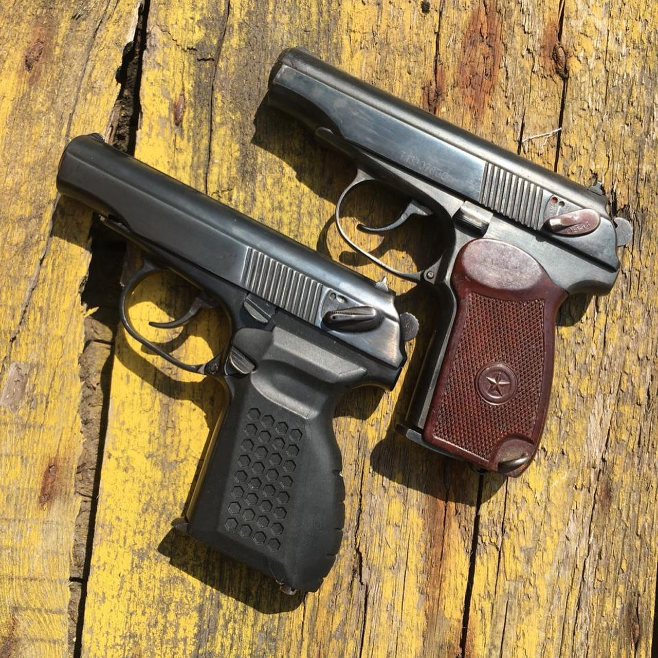 Russian Diamond Arms RP-PM Makarov Grip with Thumb Magazine Release (8)