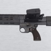 Sport Systeme Dittrich SG13 - Modernized FG-42 Taking SVD Mags