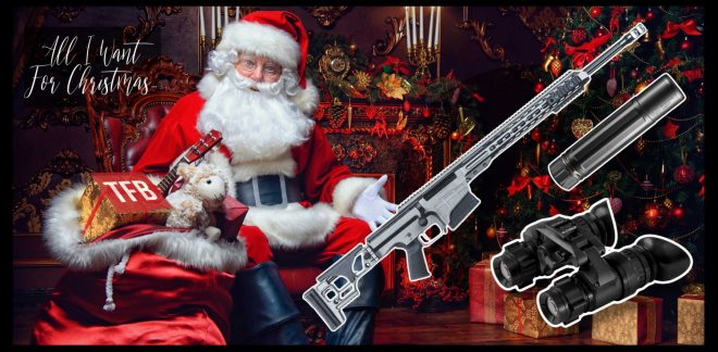 ALL I WANT FOR CHRISTMAS: Quiet Silent Night Edition