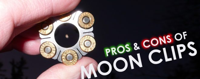 pros and cons of moon clips