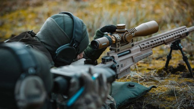 POTD: German Snipers with the G22 in .300 Win Mag