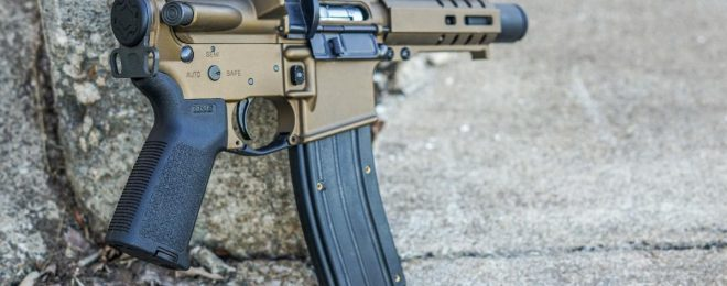 CMMG Announces New 22LR Banshee - Shortest Banshee Yet!