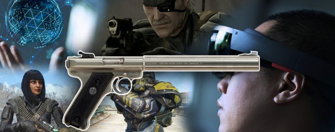 The Rimfire Report: 22LR Firearms Found in Video Games