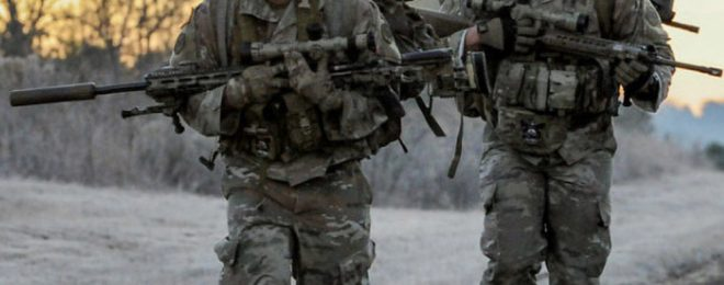 POTD: New York National Guard Soldiers in Sniper Competition