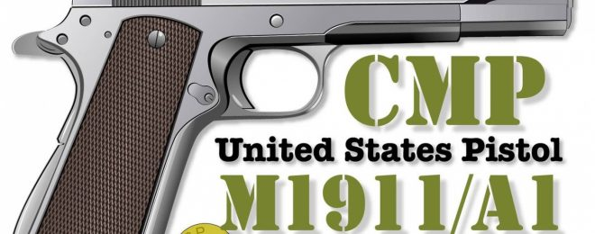 CMP Sales Open back up for Round 2 of 1911 Sales