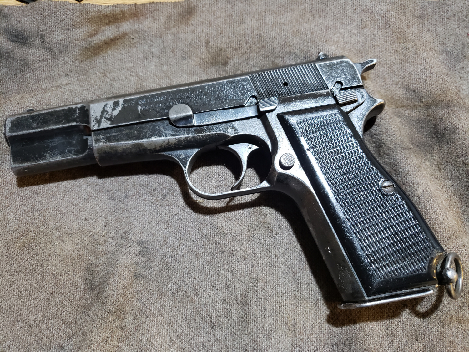 Browning Hi-Power MK I