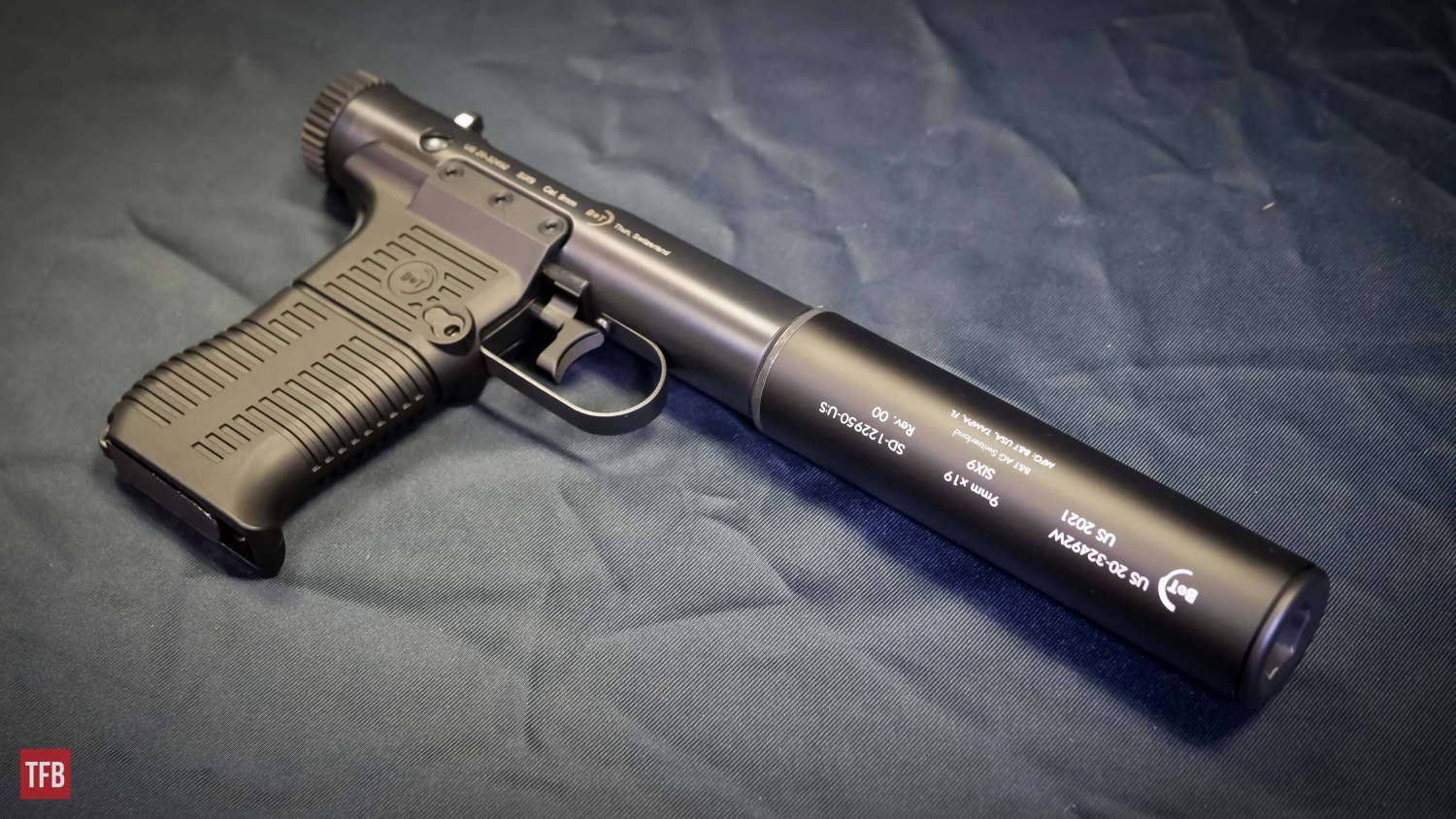 [TFB GUNFEST] History, Stealthy And Sexy - B&T STATION SIX