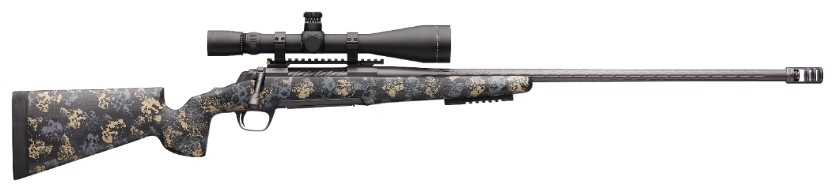 Browning SHOT Show Special - X-Bolt Pro McMillan Long Range