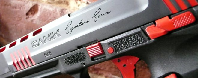 Canik Signature Series TP9