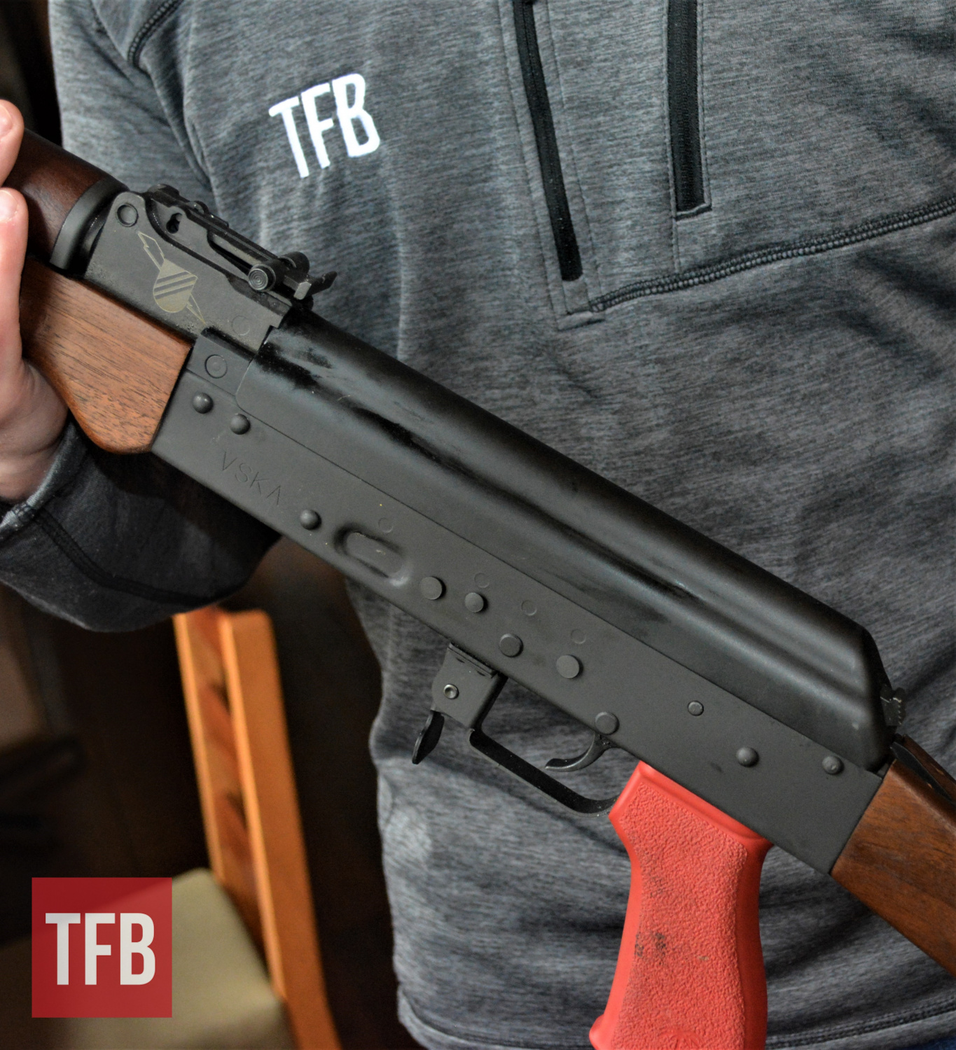Century brought one of the first-run Thunder Ranch AKs to GunFest 2021, and you'd be hard-pressed to tell that it had more than 10,000 7.62 rounds through it already!