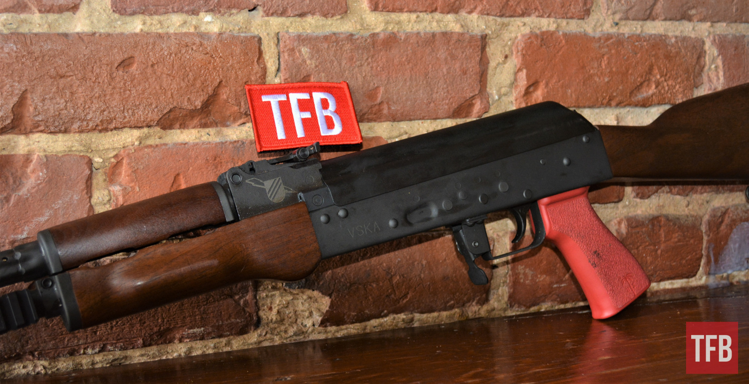 The TFB and TR logos look good together!