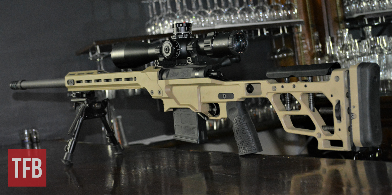 Daniel Defense understands how important it is for precision shooters to be able to configure and individually tailor their rifles, and to achieve 0.5 MOA accuracy as well.