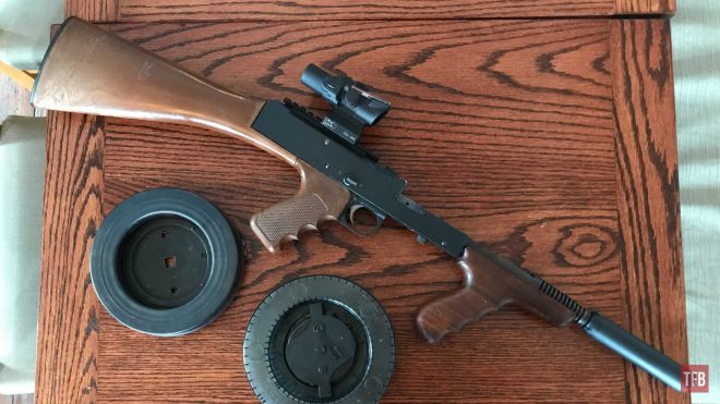 The Rimfire Report: Hands-On with the American 180 Submachine Gun