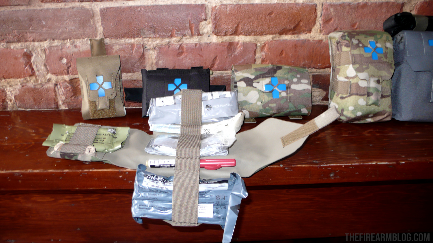 Blue Force Gear Medical Pouches