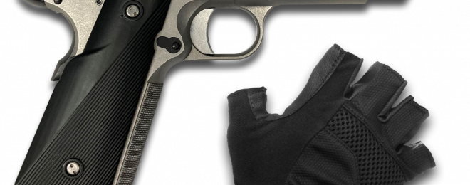 [SHOT 2021] SmartGunz Announce RFID-Enabled 9mm Sentry Pistol