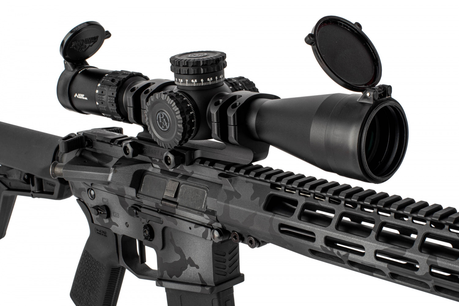 The Primary Arms GLx 2.5-10×44 with ACSS GRIFFIN MIL ReticleThe Firearm Blog