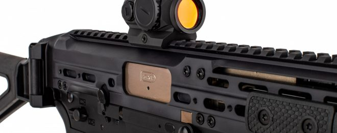 SLx MD-20 Budget-Friendly Micro Red Dot from Primary Arms