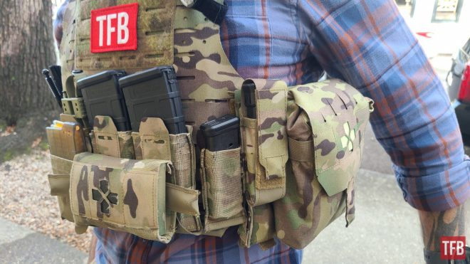 [TFB GUNFEST] New Belts and Plate Carrier from Blue Force Gear