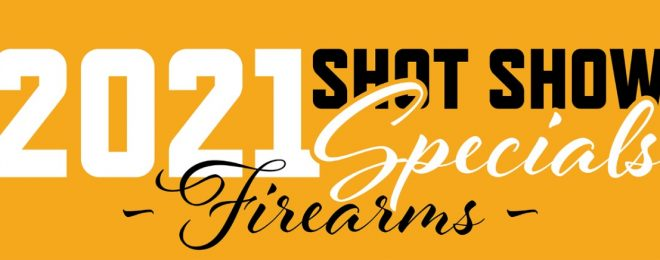 [SHOT 2021] Browning SHOT Show Special Firearms