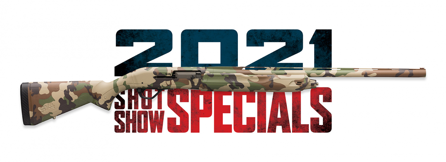 [SHOT 2021] Winchester SHOT Show Special Firearms