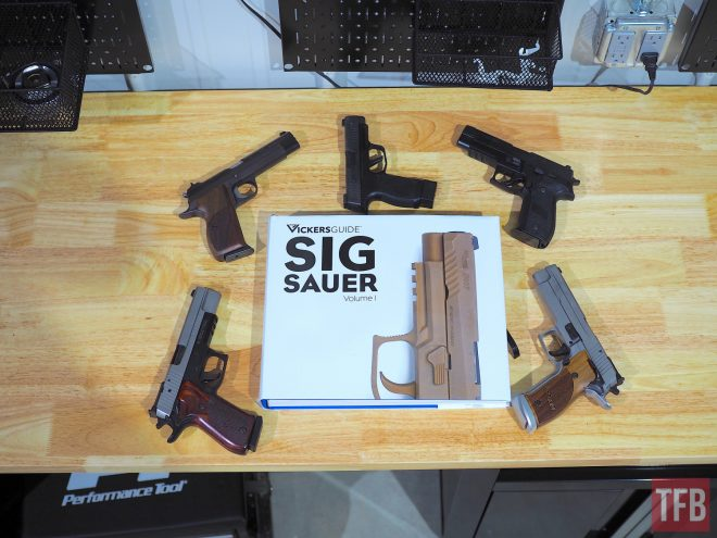 Vickers Guide Sig Sauer Vol. 1