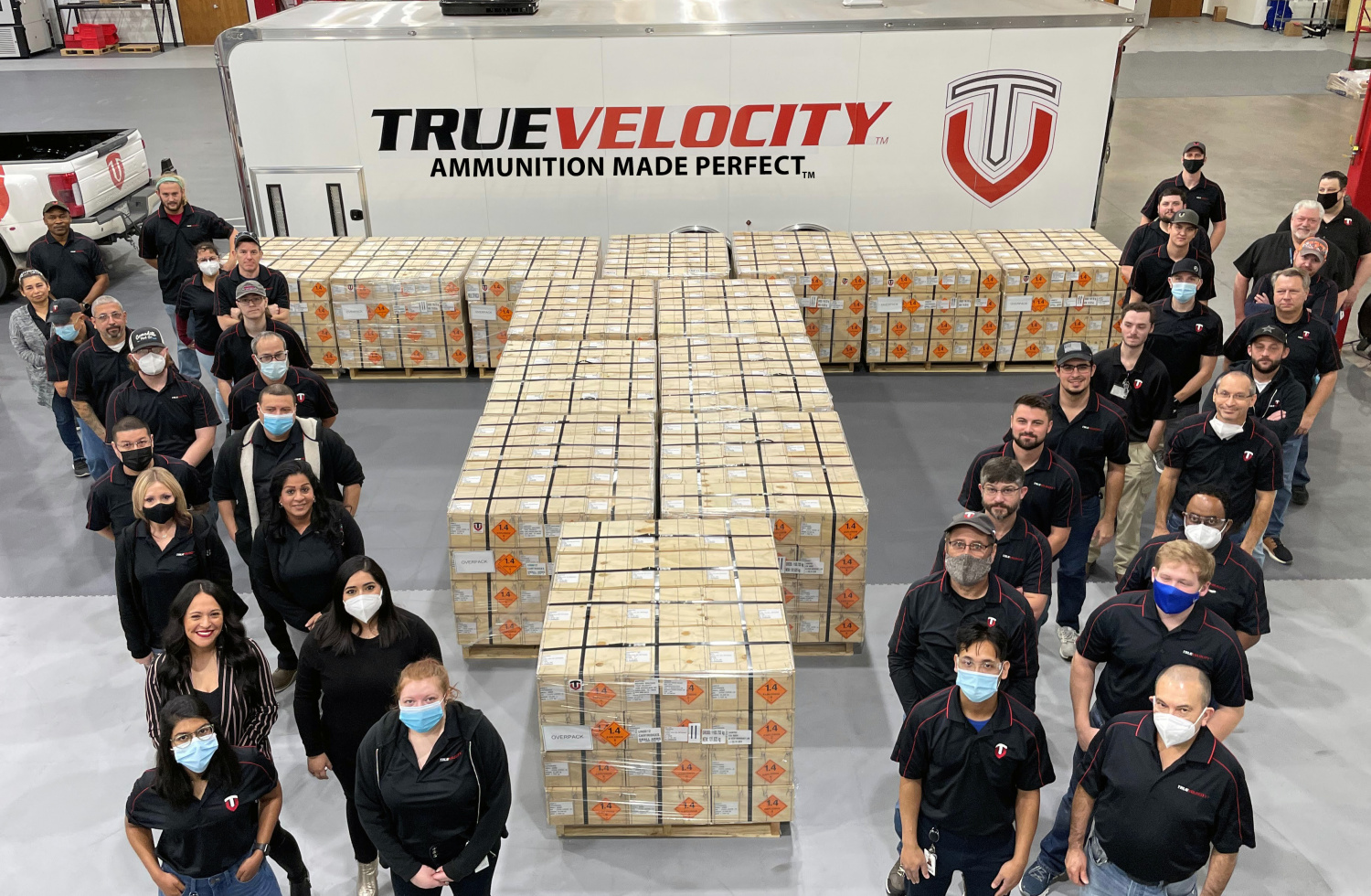 True Velocity Deliver Their Final NGSW 6.8mm Ammunition Shipment to the US Army -The Firearm Blog