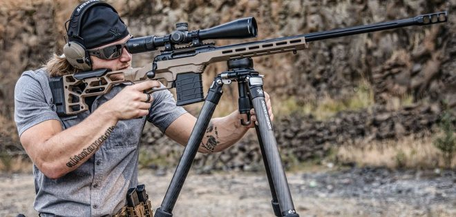 Vortex Optics Releases Line Of Tripods For Shooting And Spotting