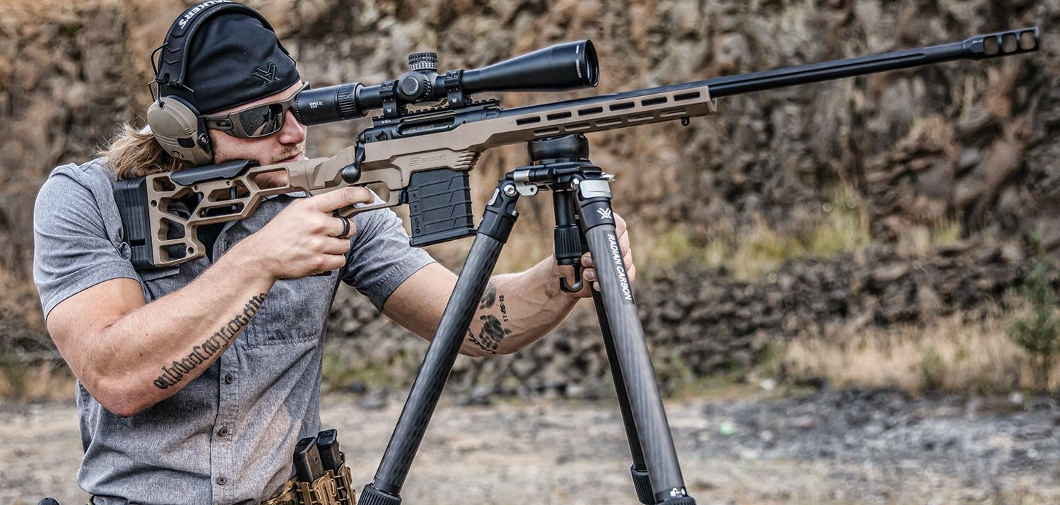 Vortex Optics Releases Line Of Tripods For Shooting And Spotting -The Firearm Blog