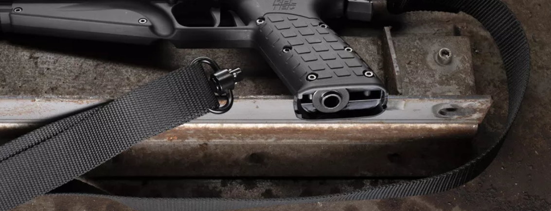 Introducing the New P50 5.7x28mm Pistol from KelTec