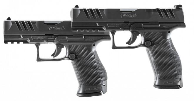 New Flagship Handgun from Walther Arms: Performance Duty Pistol (PDP)