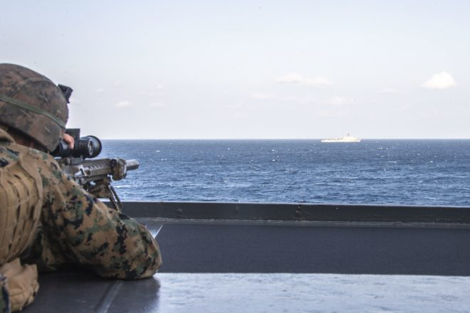 POTD: Sniper Mission - Visit, Board, Search and Seizure