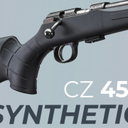 CZ Introduces New Synthetic Stock Rimfire Rifles for 2021