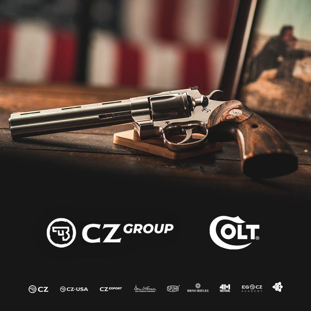 CZ BUYS COLT: An Exclusive Interview With Lubomir Kovarik - President CZG