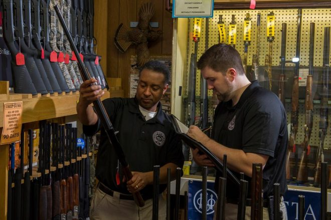 From The Gun Counter: What Is It Like To Work In A Gun Store?