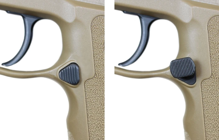 Align Tactical OFFSET Extended Magazine Release (1)