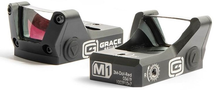 Grace Optics M1 Topless Reflex Sight (4)