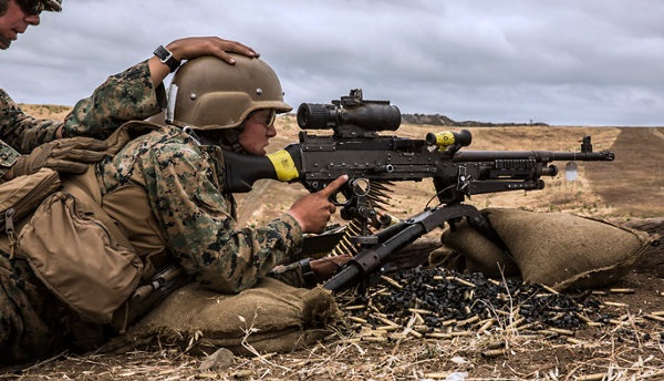 Marine Corps Adopts new Rifle Qualification Course Standards