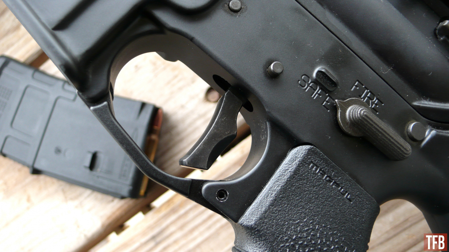 Jard Inc.'s Set Trigger for AR-15's