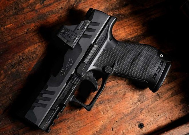 Walther PDP - Performance Duty Pistol