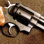 Ruger Releases Jeff Quinn Memorial GP100 Revolver