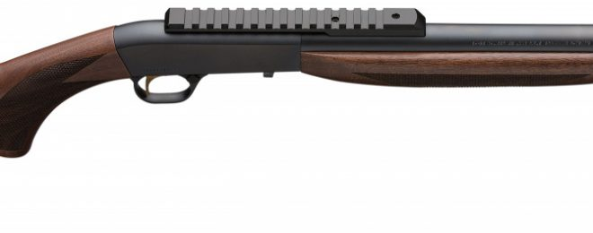 The Browning SA-22 Challenge Rifle has Received a Makeover