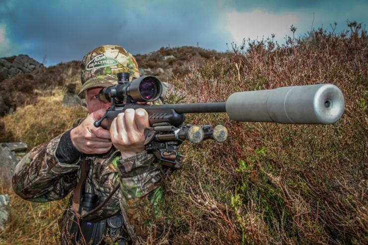 Suppressor Hunting Bill Introduced to Vermont House