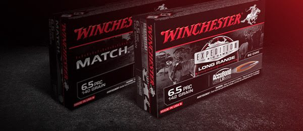 Winchester Introduces Two New Loads for 6.5 PRC