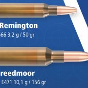 New 6.5 Creedmoor and .223 Remington Hunting Ammunition from Lapua