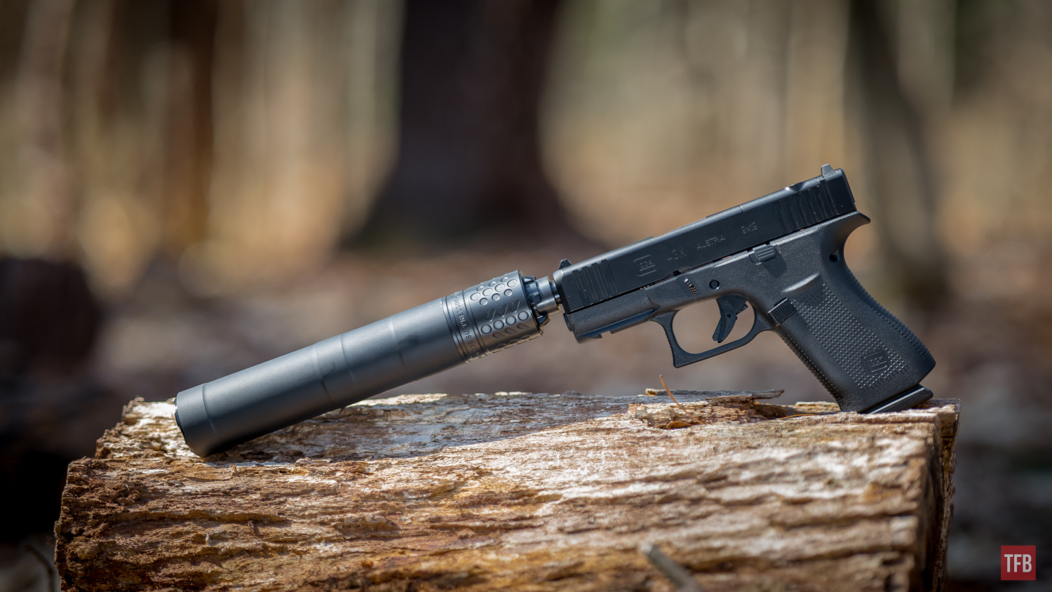 SILENCER SATURDAY #170: CGS MOD9 - Library Quiet!