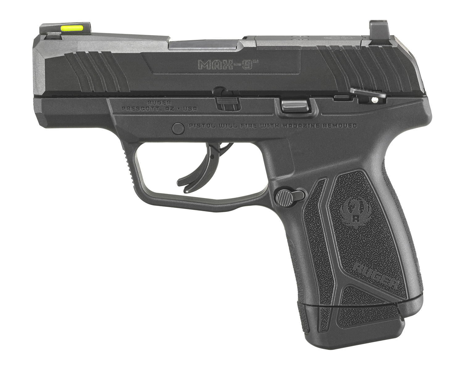 New E-Series Ruger MAX-9 Lasers Available from Viridian Weapon Tech