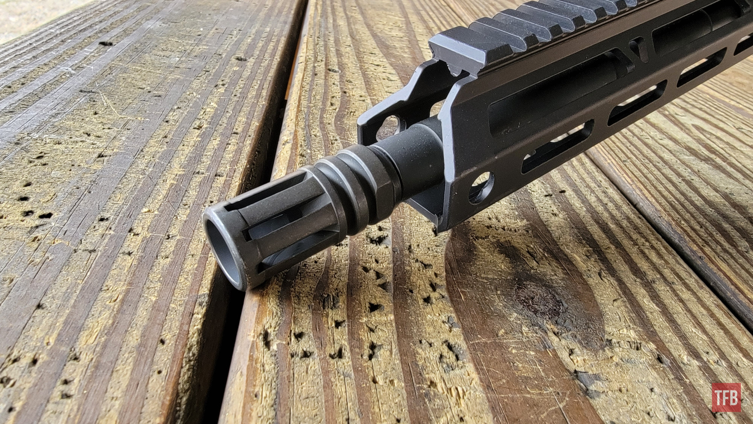 TFB REVIEW: Bear Creek Arsenal 16-inch Complete Upper Receiver