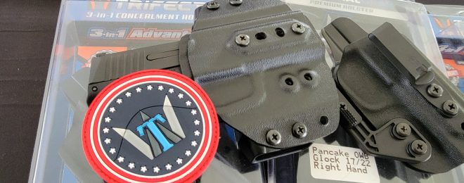 New Trifecta Concealment Holster from Weber Tactical