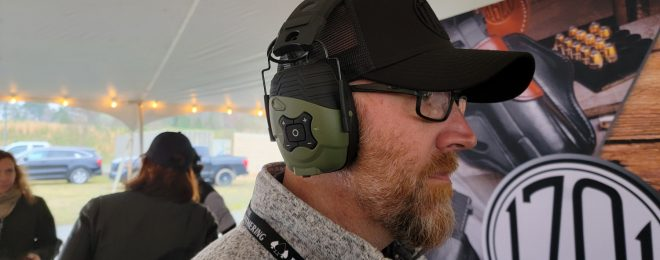 Introducing ISO Tunes DEFY Hearing Enhancement Earmuffs
